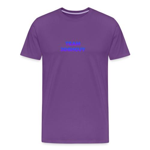 Team JoshGuy - Men's Premium T-Shirt