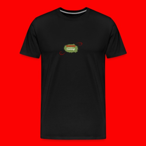 Christmas_is_Coming - Men's Premium T-Shirt