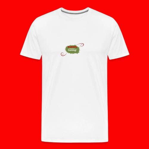 Christmas_is_Coming - Men's Premium T-Shirt