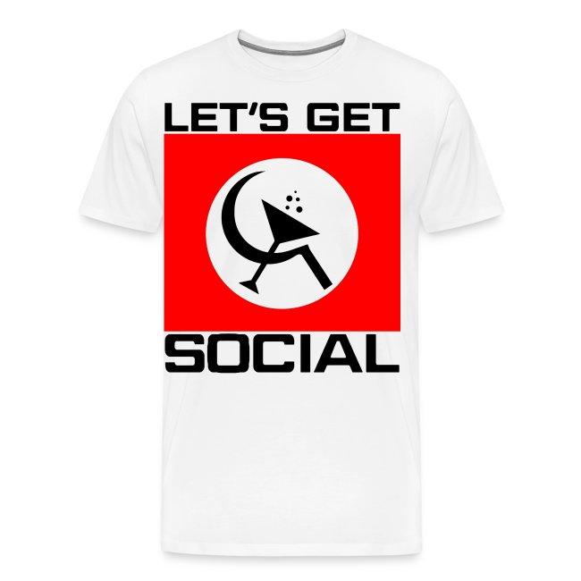Let's Get Social as worn by Axl Rose