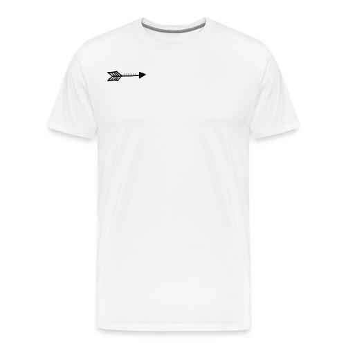 a - Men's Premium T-Shirt