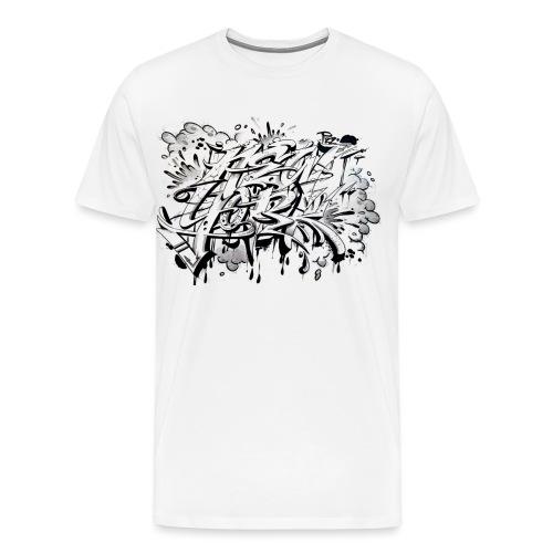 Rez - NYG Design - Men's Premium T-Shirt