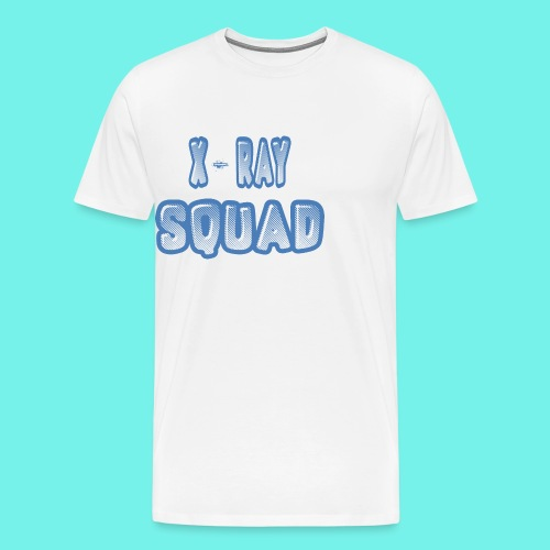 X-Ray Squad X-Ray Team Radiology Technician Shirt - Men's Premium T-Shirt