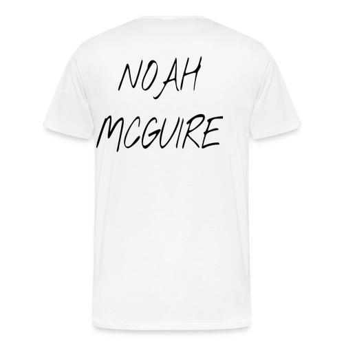 Noah McGuire Merch - Men's Premium T-Shirt