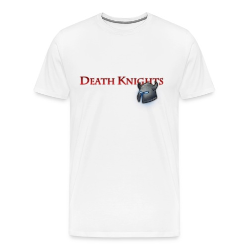 Death Knights Do It World of Warcraft - Men's Premium T-Shirt
