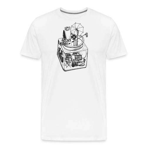 Filmers jar - Men's Premium T-Shirt