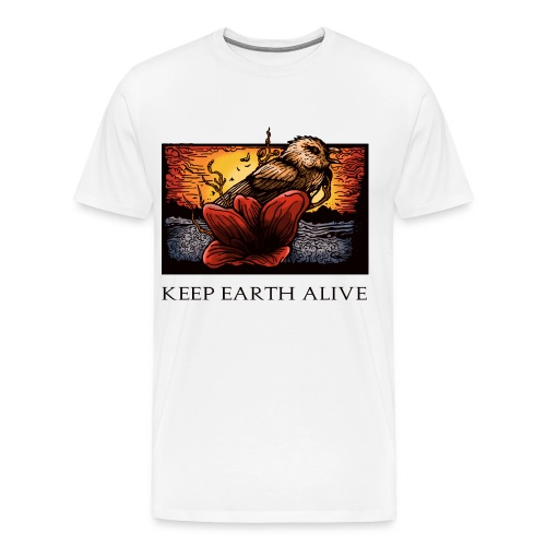 Keep Earth Alive - Men's Premium T-Shirt