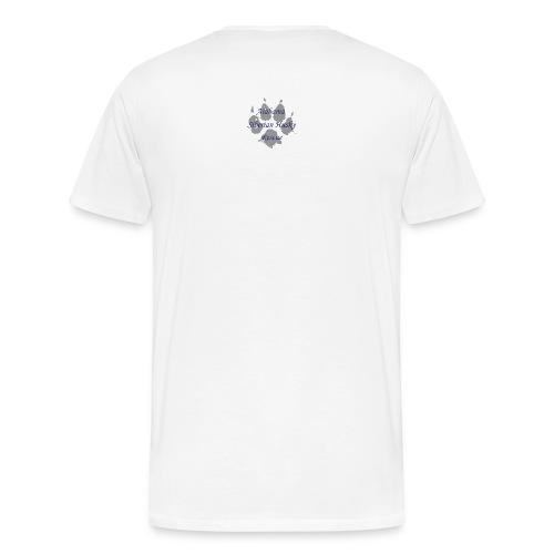 alsiberianhuskyrescue pawpng - Men's Premium T-Shirt