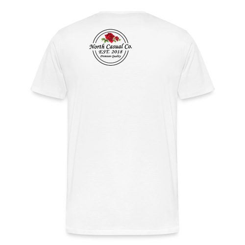 North Casual Co. - Men's Premium T-Shirt