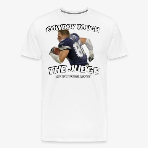 cowboysblogSHIRTlogo - Men's Premium T-Shirt