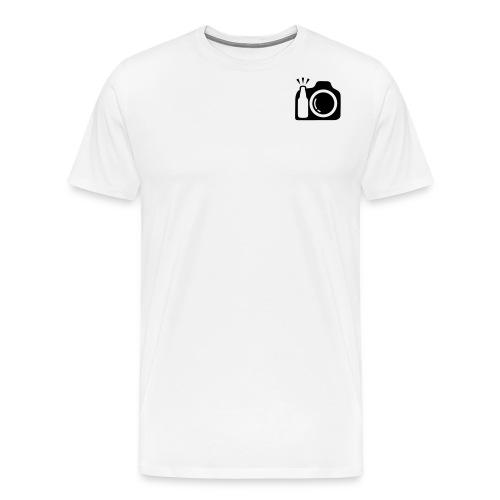 Rules of Thirds Black - Men's Premium T-Shirt