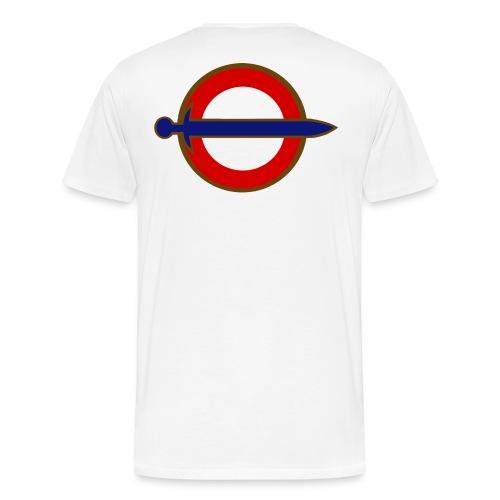 WSG name - Men's Premium T-Shirt