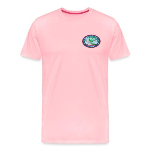 REAGAN CREST - Men's Premium T-Shirt