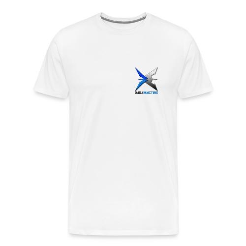 Dara Streamer - Front and Back Design - Men's Premium T-Shirt