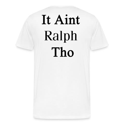 brrr gif - Men's Premium T-Shirt