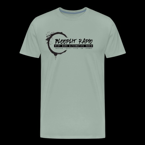 Bloodlit Radio 2 - Men's Premium T-Shirt