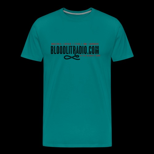 Bloodlit Radio 1 - Men's Premium T-Shirt