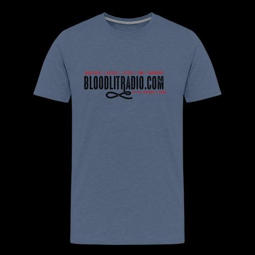 Bloodlit Radio 1 - Men's Premium T-Shirt