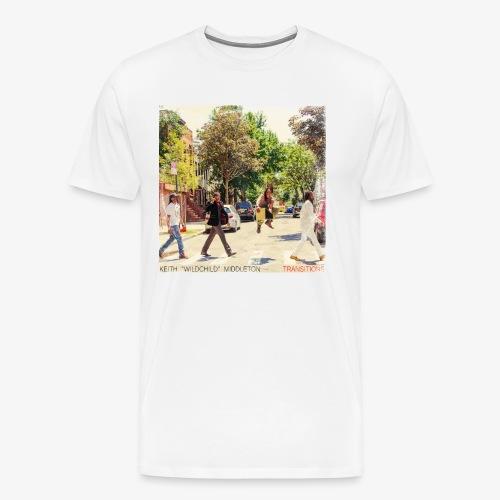 TRANSITIONS cover - Men's Premium T-Shirt