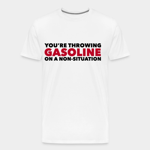 Easy Allies Gasoline - Men's Premium T-Shirt