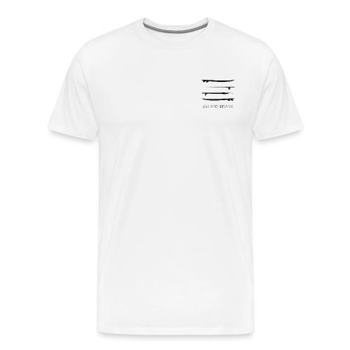 Live and Breathe fishing - Men's Premium T-Shirt