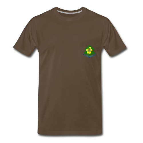 summer pocket 2 png - Men's Premium T-Shirt