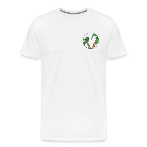 UNDV - Palm Colour - Men's Premium T-Shirt