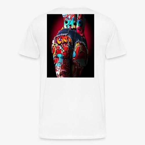 hip hop nigth - Men's Premium T-Shirt