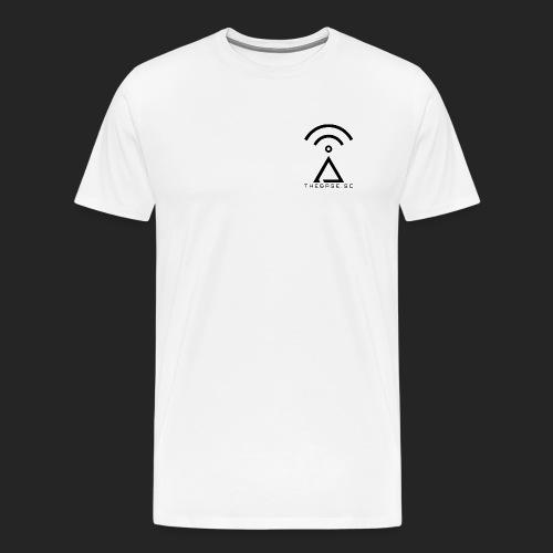 TheBase 2017 Icon website - Men's Premium T-Shirt
