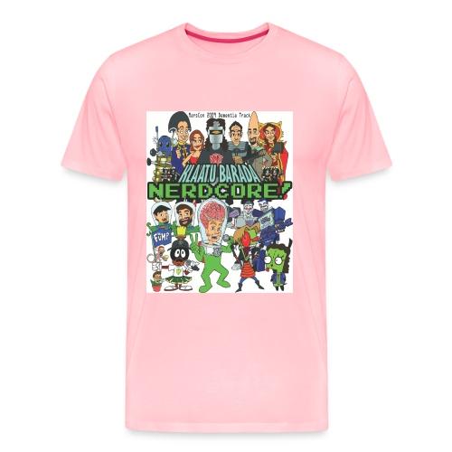 marscon2009dtfront - Men's Premium T-Shirt