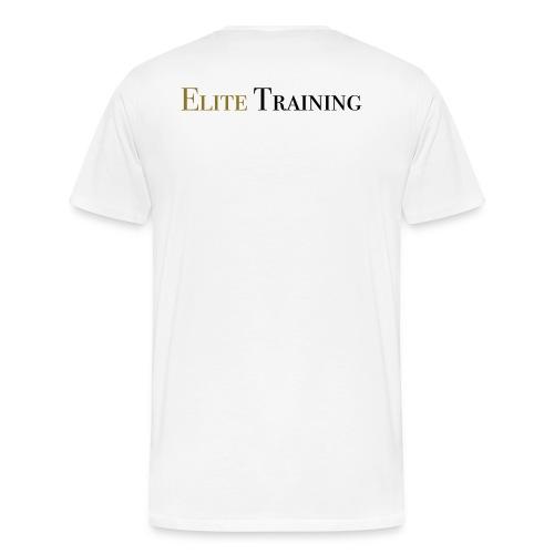Elite Training 3 - Men's Premium T-Shirt