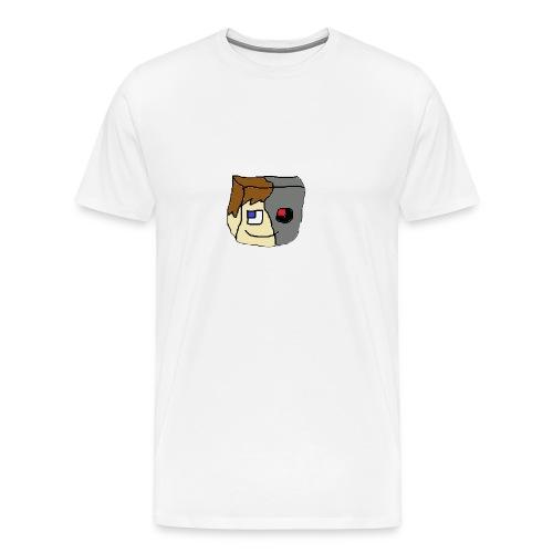 BTV Head 2 png - Men's Premium T-Shirt