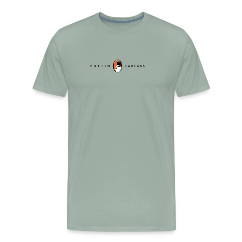 Puffin Carcass Double-Sided Shirt - Men's Premium T-Shirt