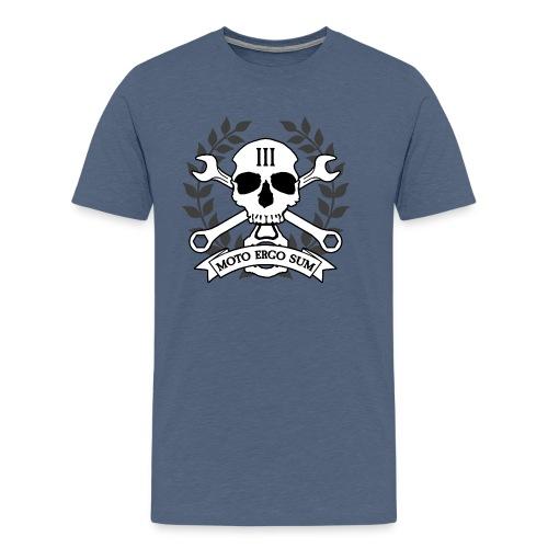 Moto Ergo Sum - Men's Premium T-Shirt