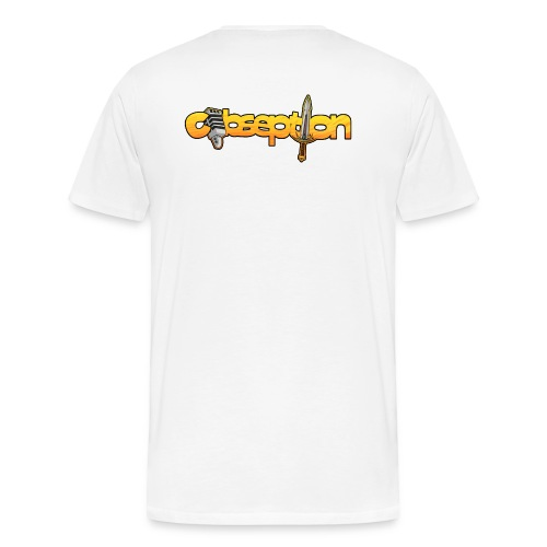 CIBLOGO png - Men's Premium T-Shirt