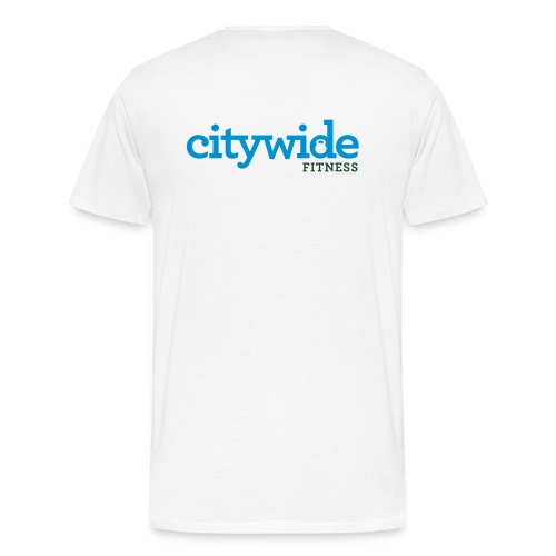 Citywide Logo text cmyk - Men's Premium T-Shirt