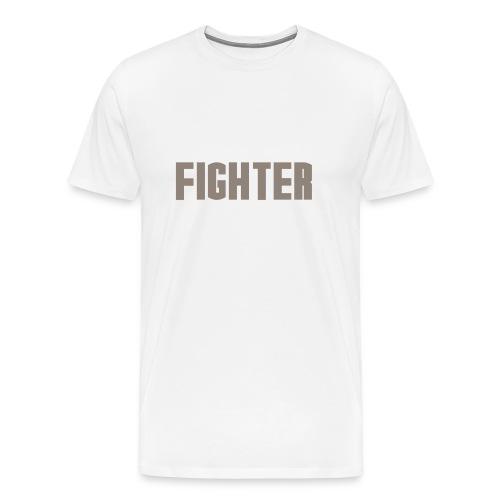 Fighter png - Men's Premium T-Shirt