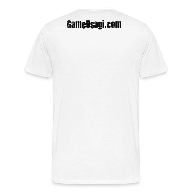 Game Usagi Logo Black