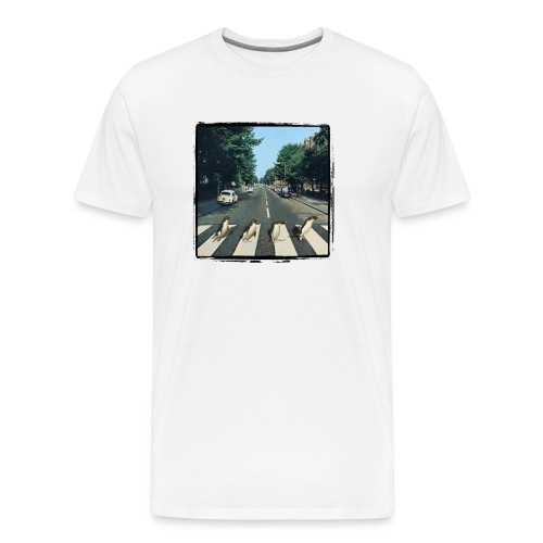 Tawaki Road - Men's Premium T-Shirt