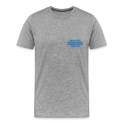 2010 pocket png - Men's Premium T-Shirt