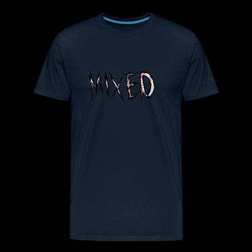 MIXED Classic Special Edition Logo - Men's Premium T-Shirt