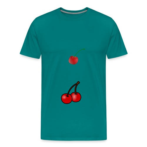 1194986264946147517cherry jonathan dietrich 01 svg - Men's Premium T-Shirt