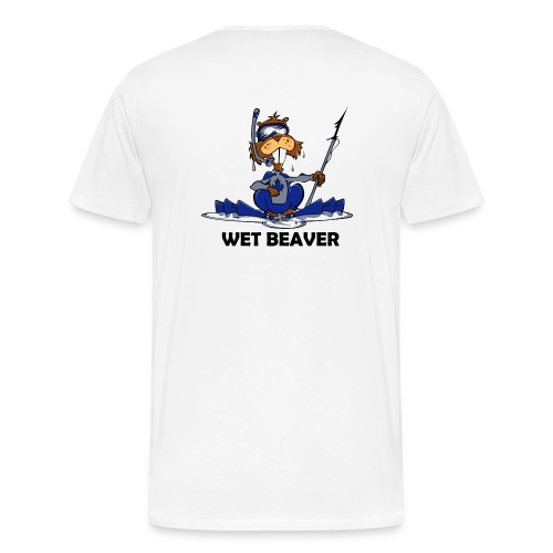 Wet Beaver - Men's Premium T-Shirt