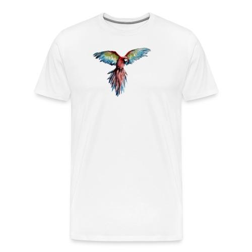 FlyingMacaw - Men's Premium T-Shirt