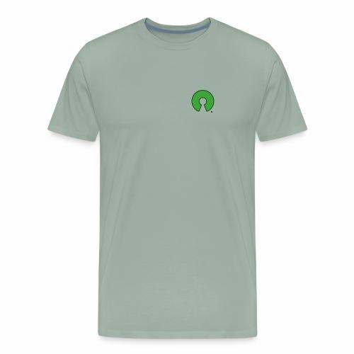 OSI Keyhole Logo - Men's Premium T-Shirt