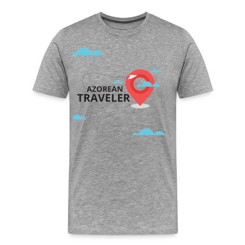 AzoreanTraveler - Men's Premium T-Shirt