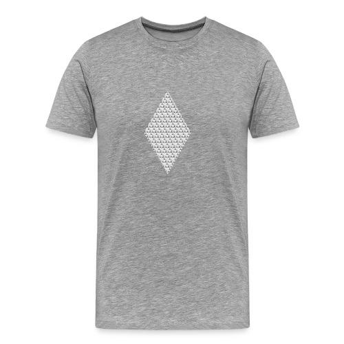 Link Them Diamonds - Men's Premium T-Shirt