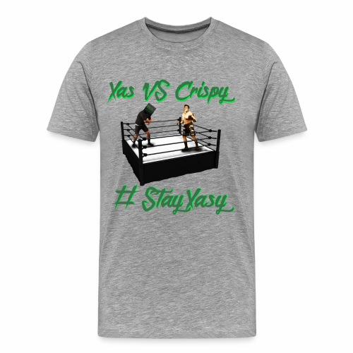 #StayXasy - Men's Premium T-Shirt