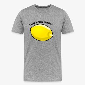 The I Like Moldy Lemons Series - Men's Premium T-Shirt