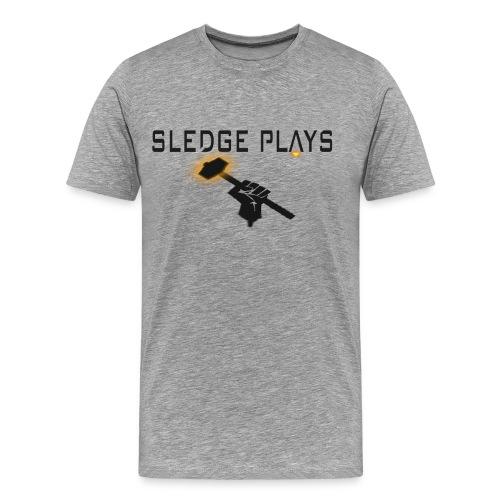 OverSledge - Men's Premium T-Shirt